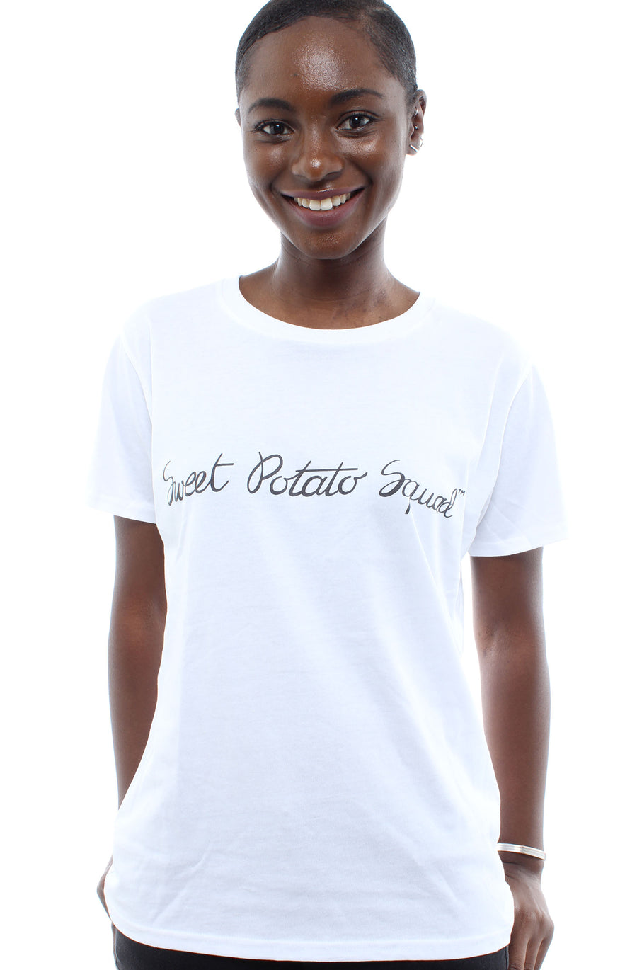 'Sweet Potato Squad'™ organic cotton tee | SPECIAL EDITION