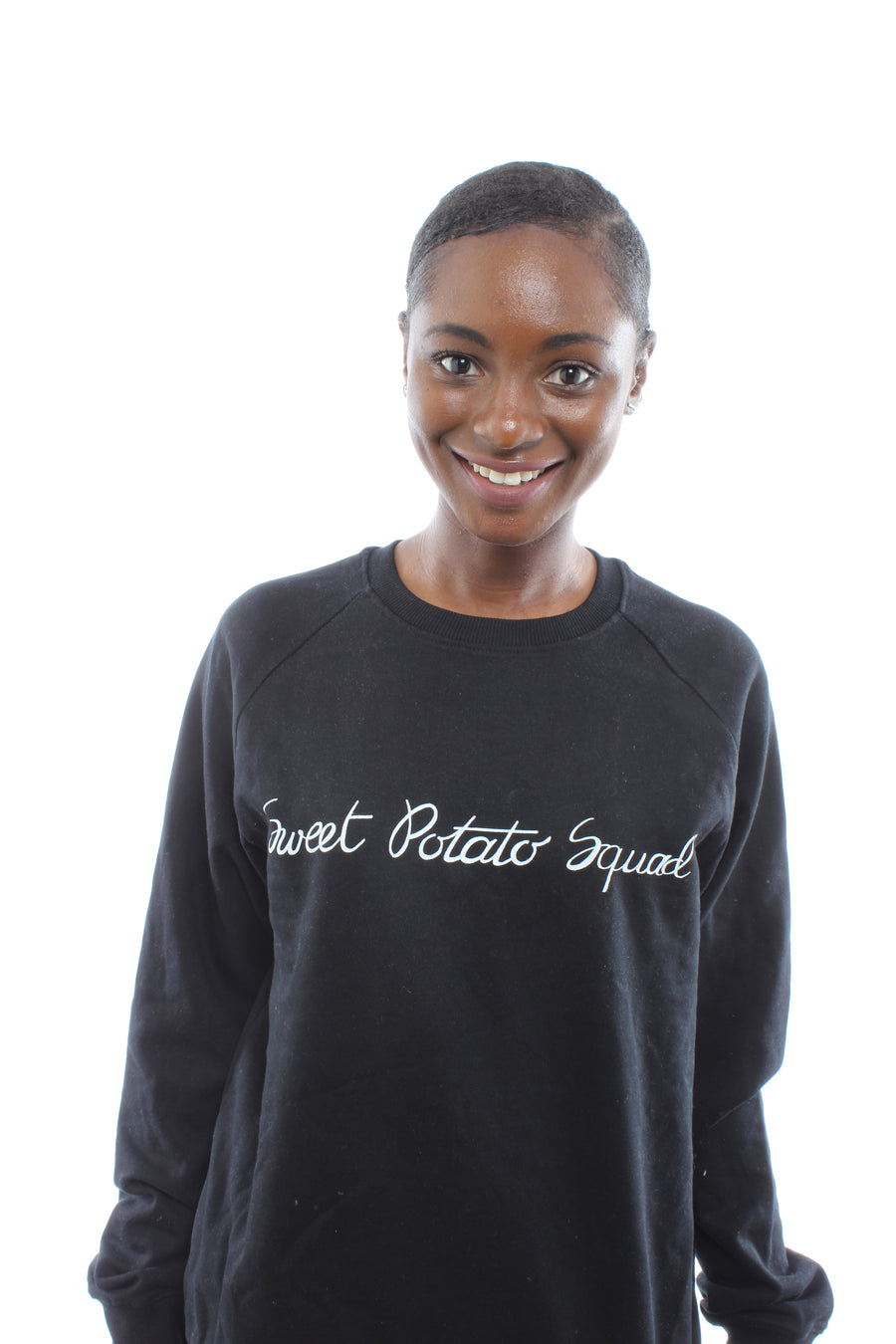 'Sweet Potato Squad'™ organic cotton SWEATSHIRT | SPECIAL EDITION