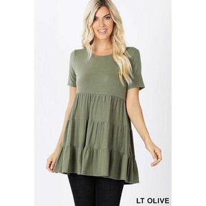 Mindi Tiered Top