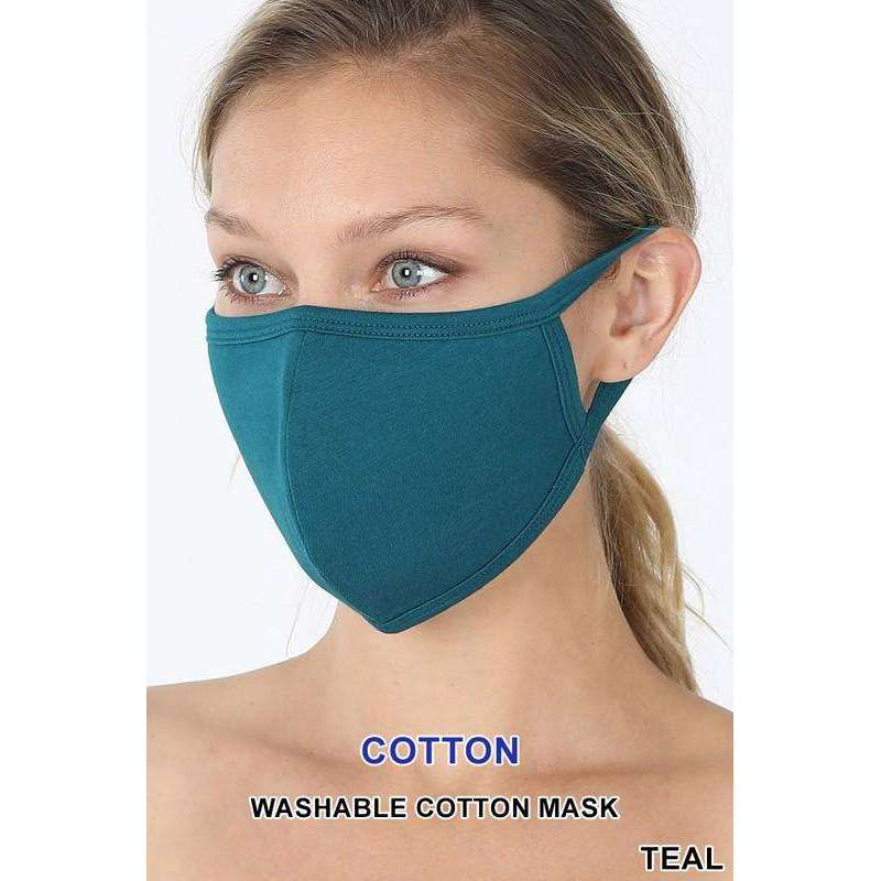 Washable Mask *More Colors