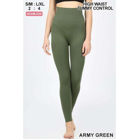 Tummy Control Leggings *More colors