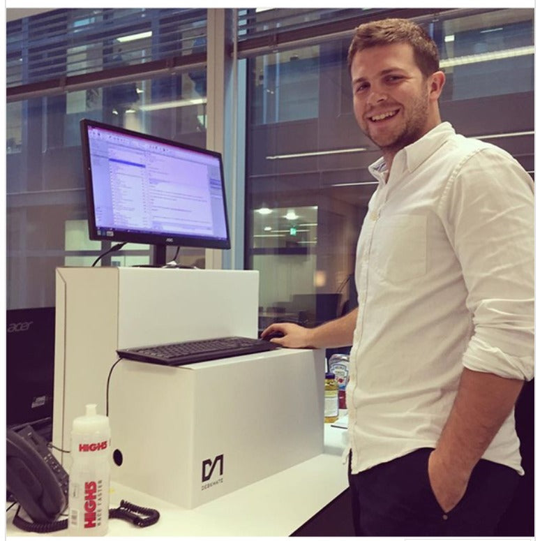 So you've got a standing desk - deskmate top tips!