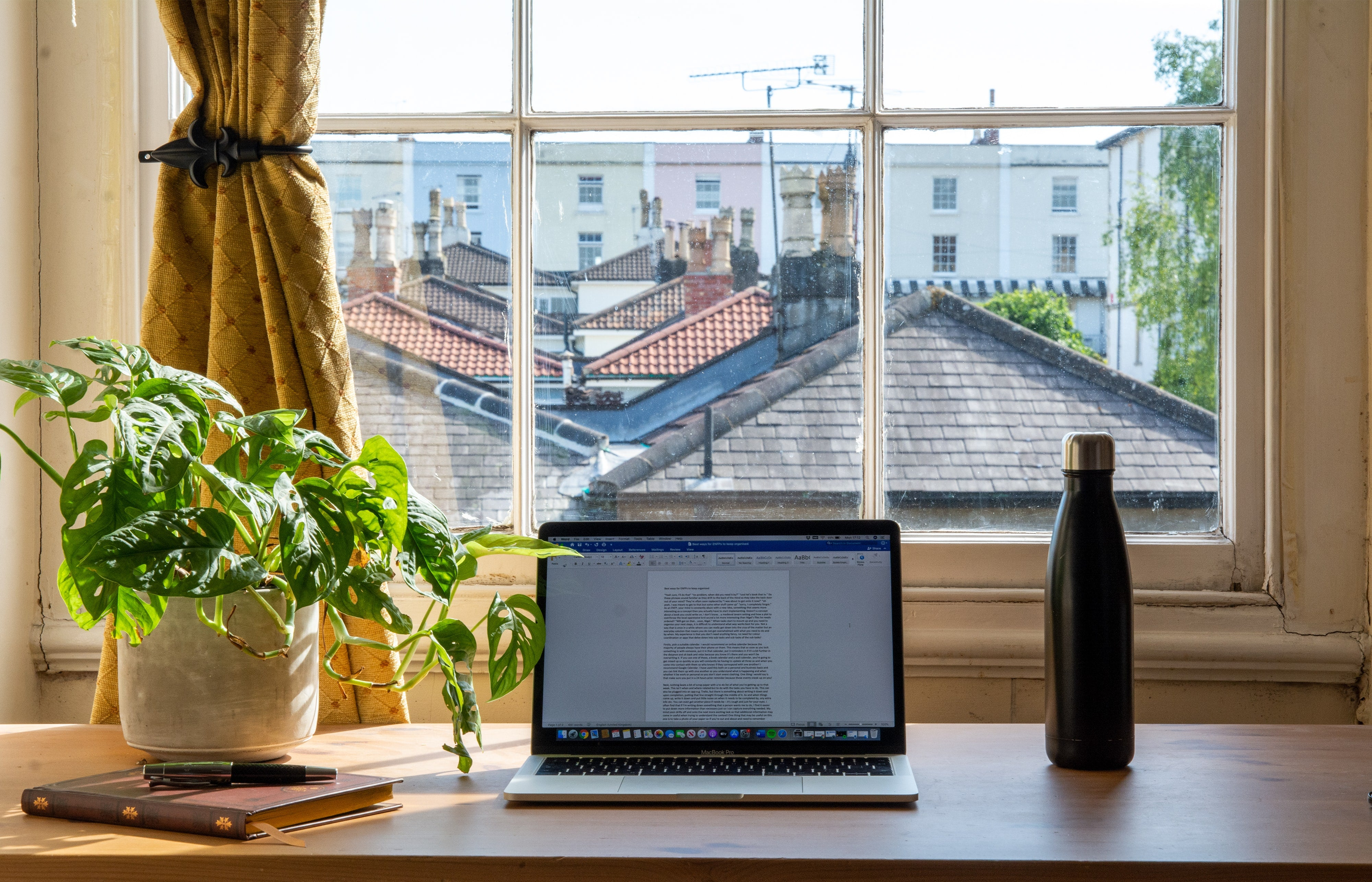 productivity tips working from home