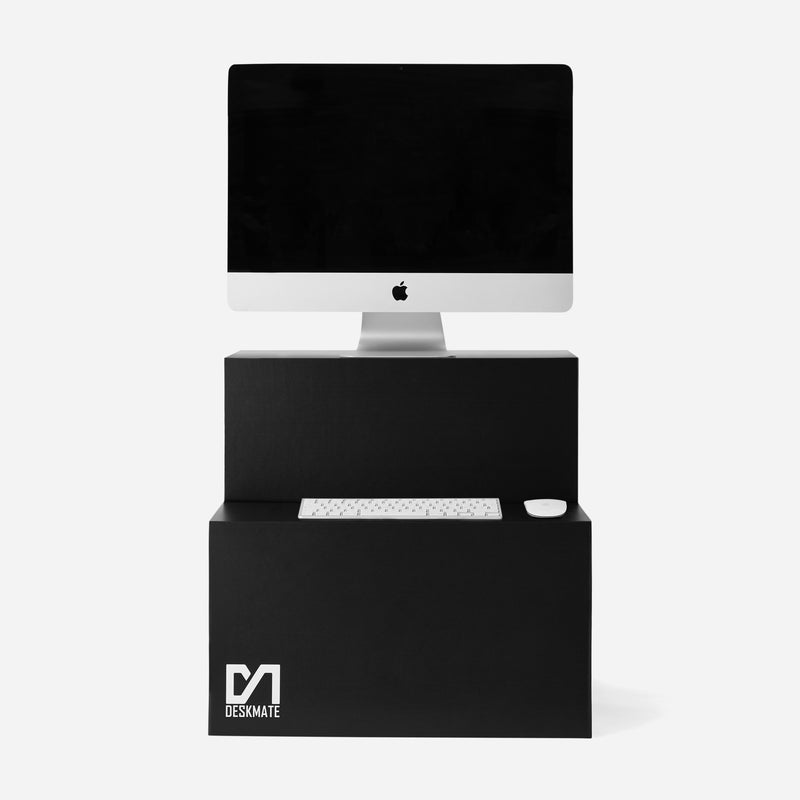 Deskmate Black - Large - Free Shipping On All Pre-Orders