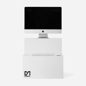 Deskmate White - Large