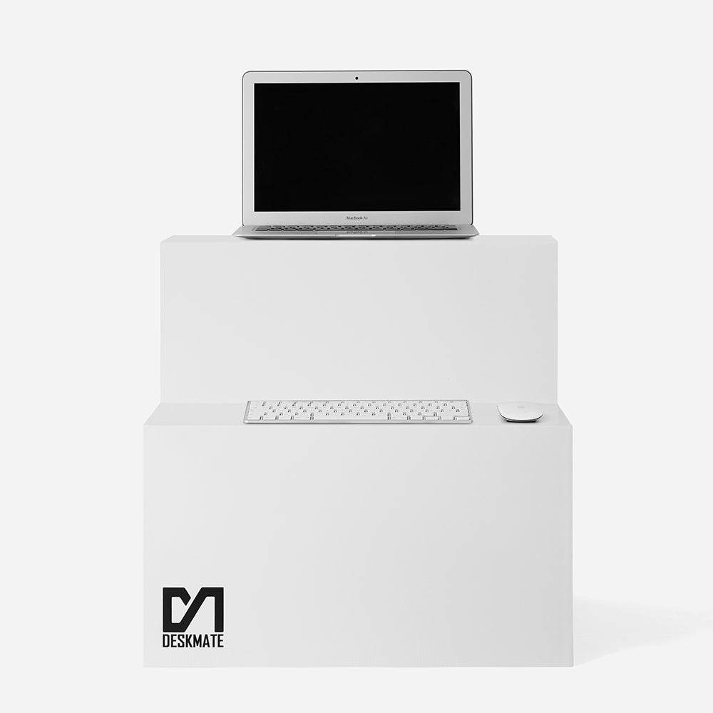 Deskmate White - Free Shipping On All Pre-Orders