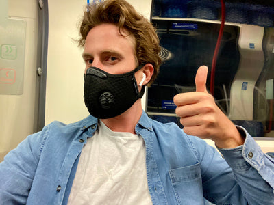 The People's Commuter Face Mask