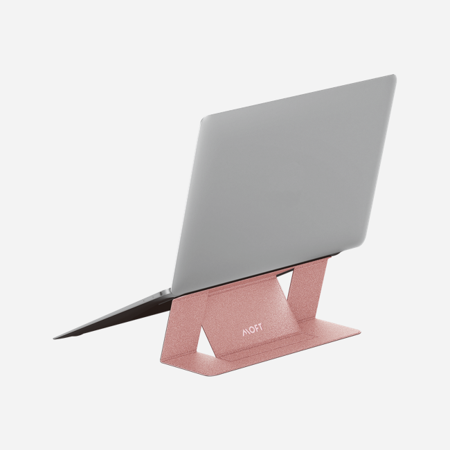 Laptop Stand Rose Gold