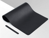 Deskmate Home Office Desk Mat - Black