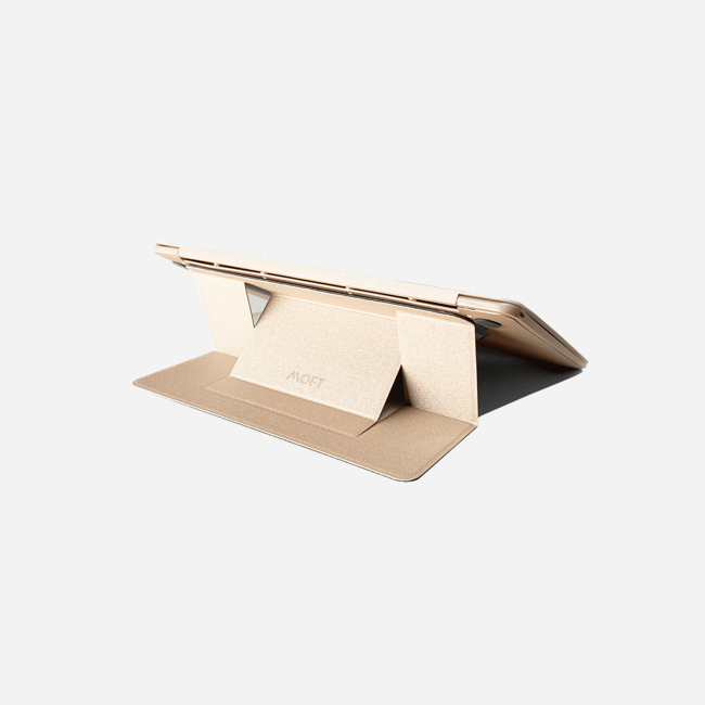 Laptop Stand Gold