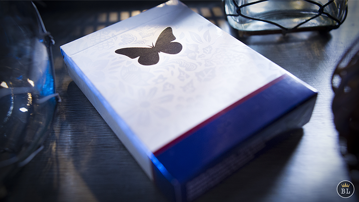 Butterfly Playing Cards (BLUE)