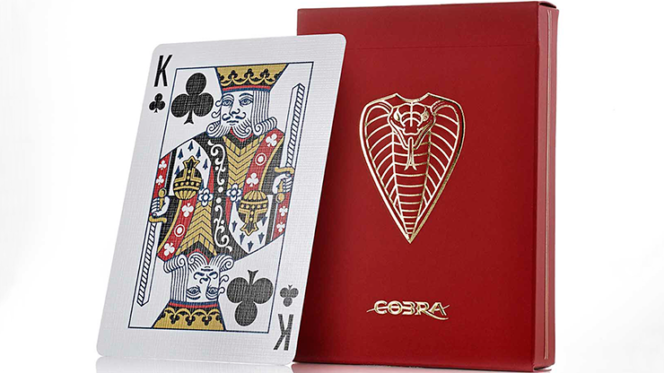 COBRA Playing Cards