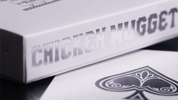 Chicken Nugget Deck (WHITE)
