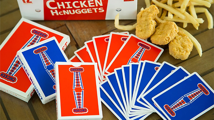 Chicken Nugget Deck (RED)