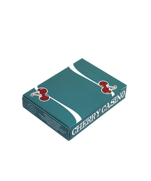 Cherry Casino (Tropicana Teal)