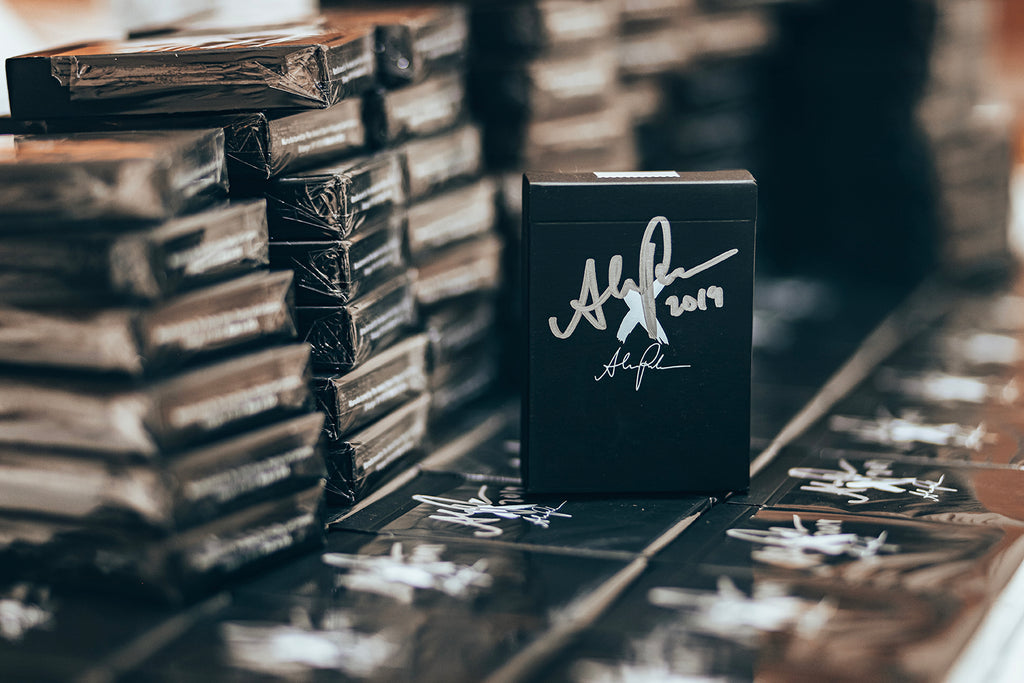 FREE GIFT $150 - Signed X Deck