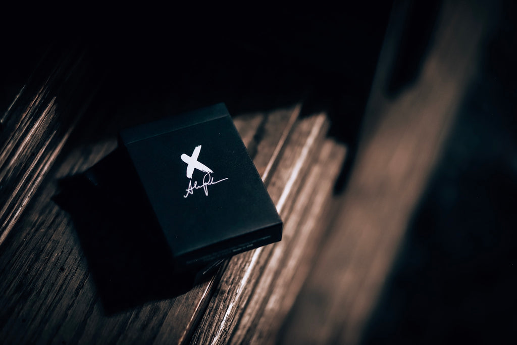 X DECK : By Alex Pandrea (BLACK)
