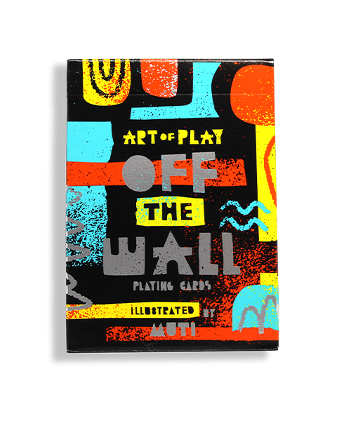 Off the Wall (Art Of Play)