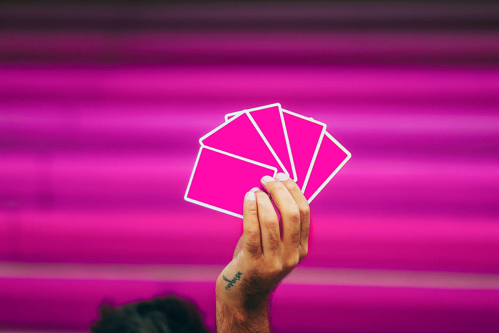 Hard NOCs | Cardistry Trainers (Sport PINK)