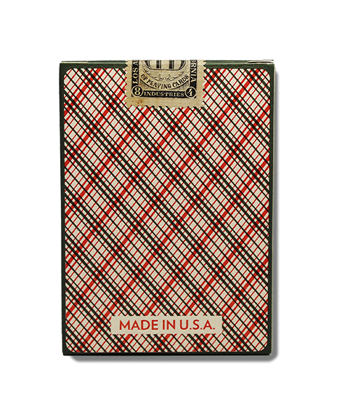 Vintage Plaid (Arizona Red)