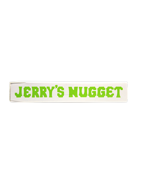 Jerry's Nugget Vintage (Green)