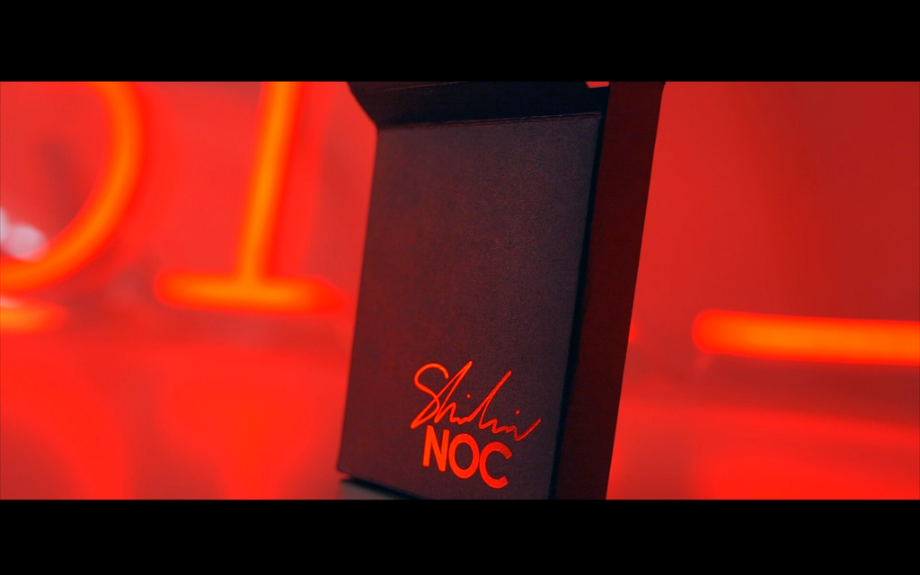 Shin Lim x NOC Playing Cards