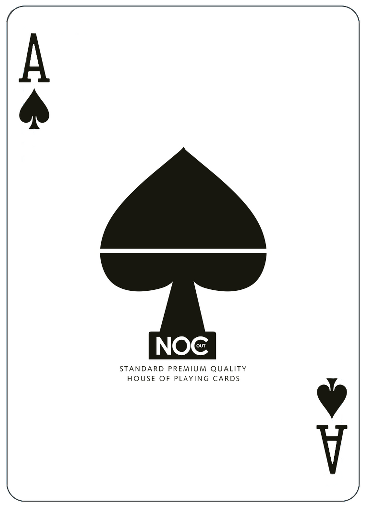 NOC Out : White