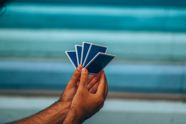 Hard NOCs | Cardistry Trainers (BLUE)