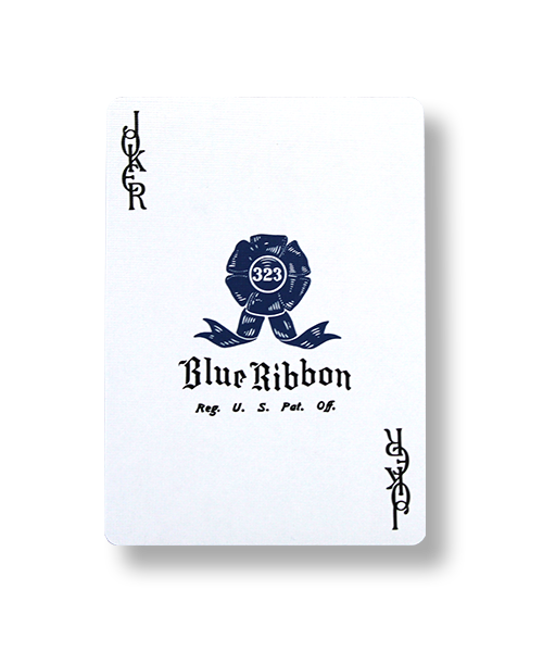 Blue Ribbon (Red)