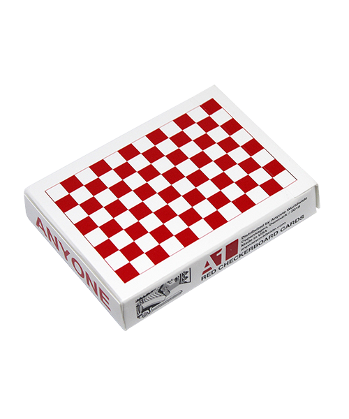 Checkerboard (Red)