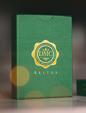 DMC Elites (GREEN) Marked Deck
