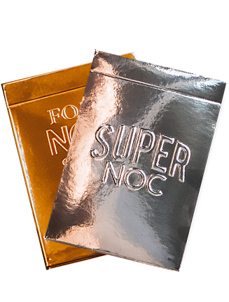 NOCs of STEEL + FORT NOC (2-PACK)