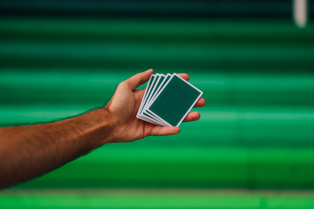 Hard NOCs | Cardistry Trainers (GREEN)