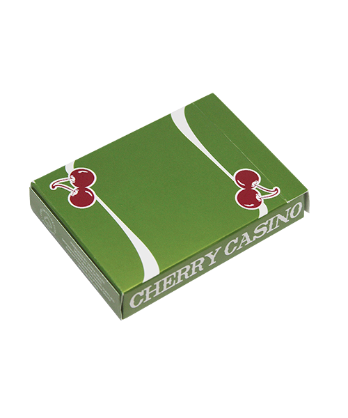 Cherry Casino Sahara Green