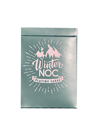 Winter NOCs - Survival Green (Metallic - 1,000 Printed)