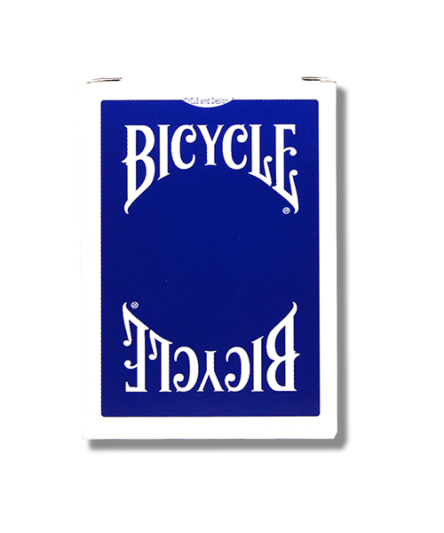 Bicycle Insignia (Blue)