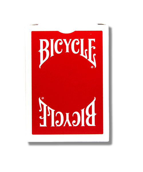 Bicycle Insignia (Red)