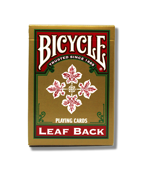 Bicycle Leaf Back