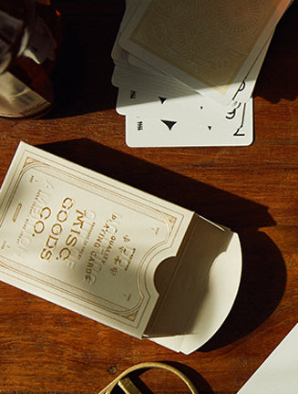 Misc. Goods Company Deck (IVORY)