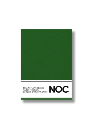 NOC Originals : Green