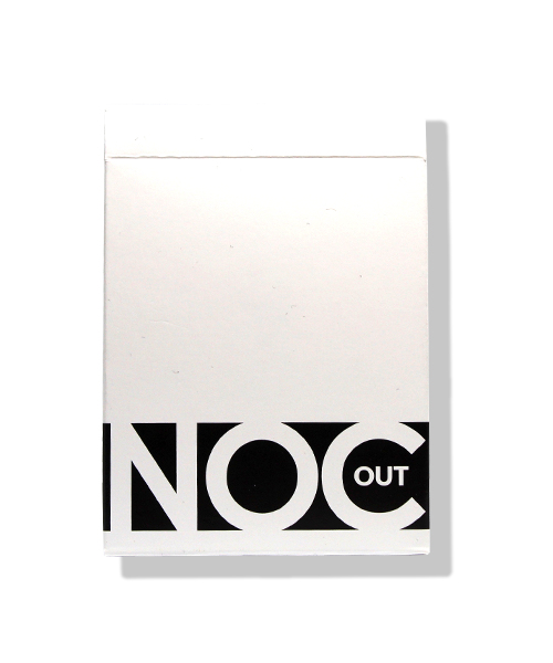 NOC Out (WHITE)