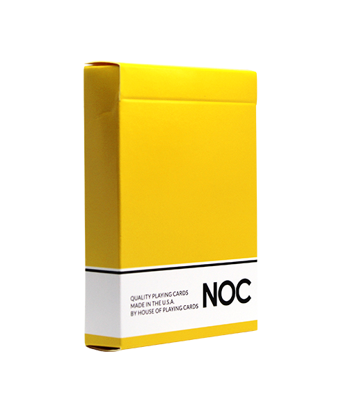 NOC Originals : Yellow