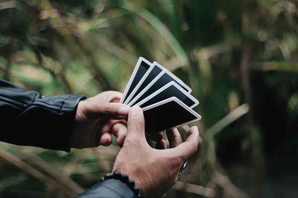 Hard NOCs | Cardistry Trainers (BLACK)
