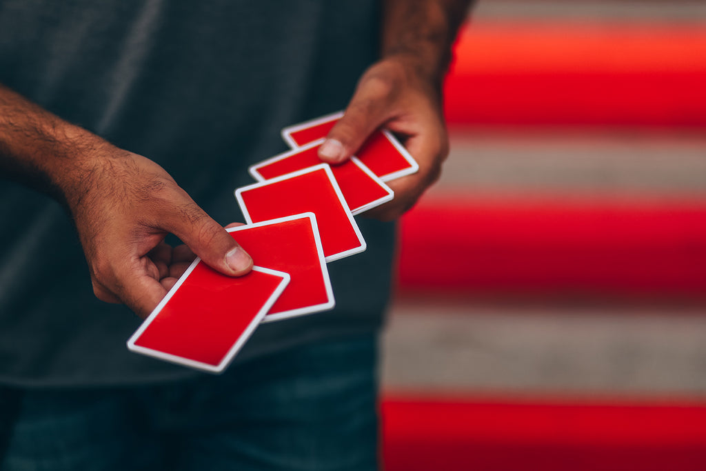Hard NOCs | Cardistry Trainers (RED)
