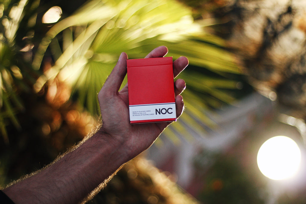 NOC Originals : Red