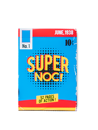 Super NOC : 1st Edition