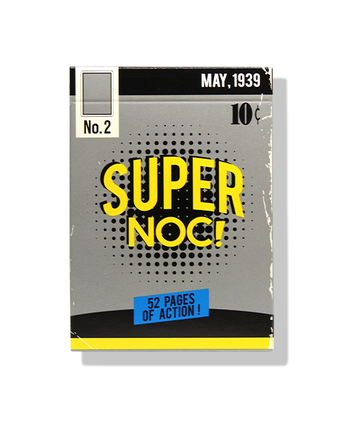 Super NOC : 2nd Edition