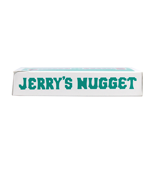 Jerry's Nugget (Teal)