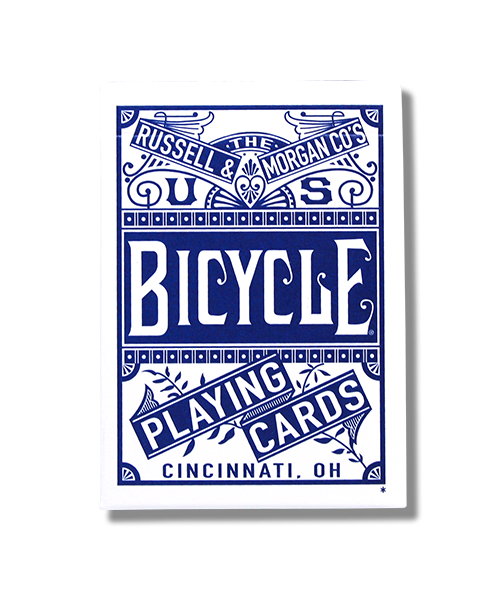 Bicycle Unchained (Blue)