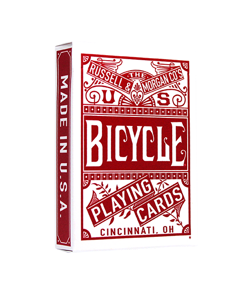 Bicycle Unchained (Red)